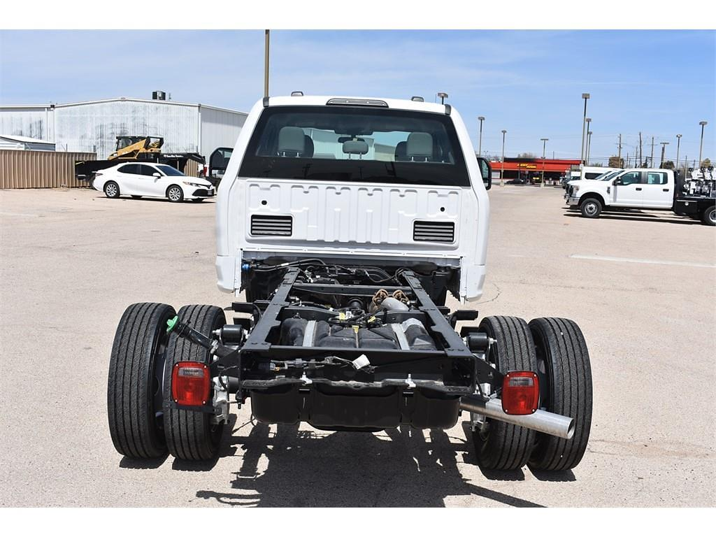 2021 Ford F-450 Super Cab DRW 4x4, Cab Chassis #P142419 - photo 7