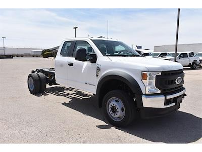 2021 Ford F-450 Super Cab DRW 4x4, Cab Chassis #P142419 - photo 1