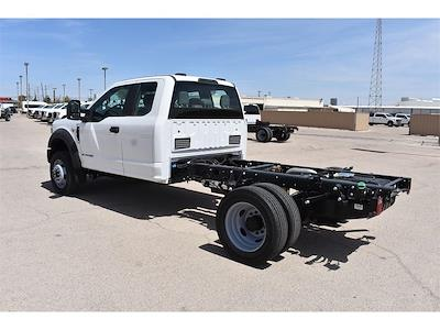 2021 Ford F-450 Super Cab DRW 4x4, Cab Chassis #P142419 - photo 6