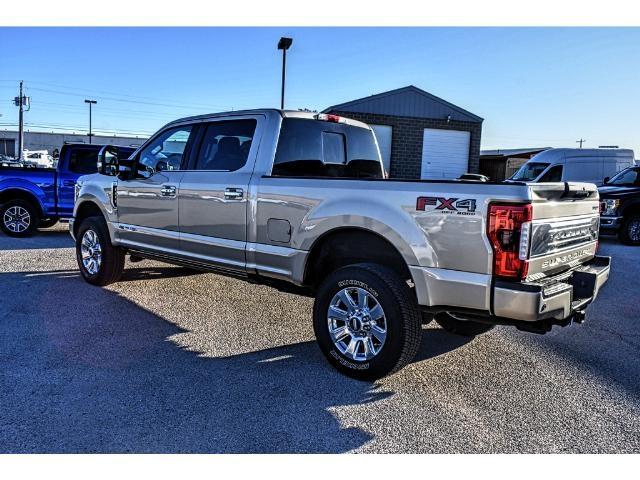 2017 Ford F-250 Crew Cab 4x4, Pickup #178322A - photo 4