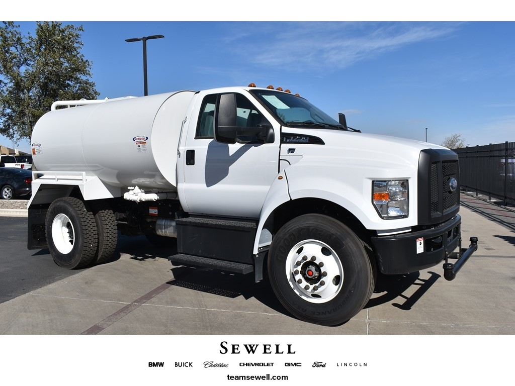 2018 F-750 Regular Cab DRW 4x2, Ledwell Water Truck #P806889 - photo 1