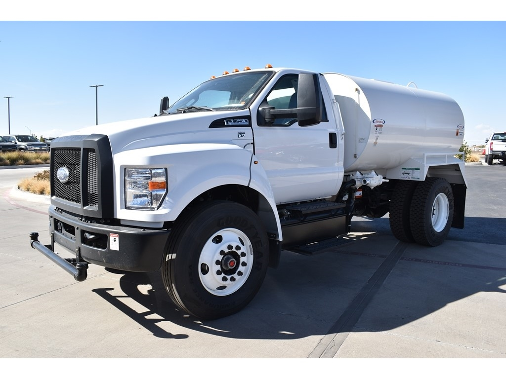 2018 F-750 Regular Cab DRW 4x2, Ledwell Water Truck #P806889 - photo 4