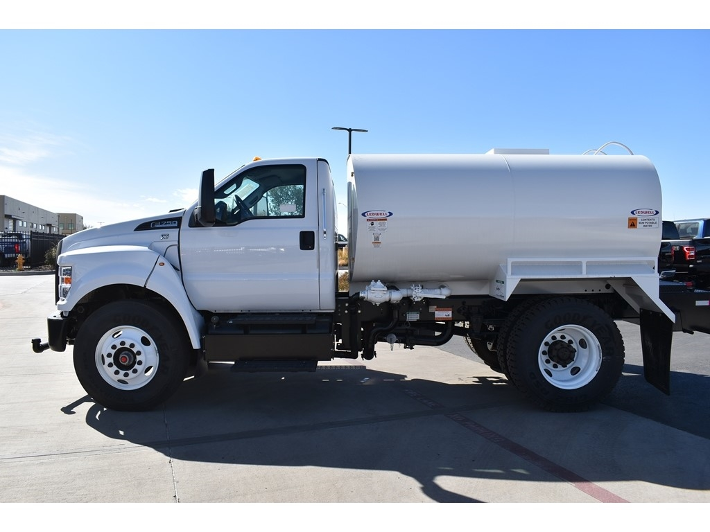 2018 F-750 Regular Cab DRW 4x2, Ledwell Water Truck #P806889 - photo 6