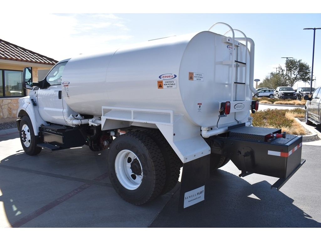 2018 F-750 Regular Cab DRW 4x2, Ledwell Water Truck #P806889 - photo 7