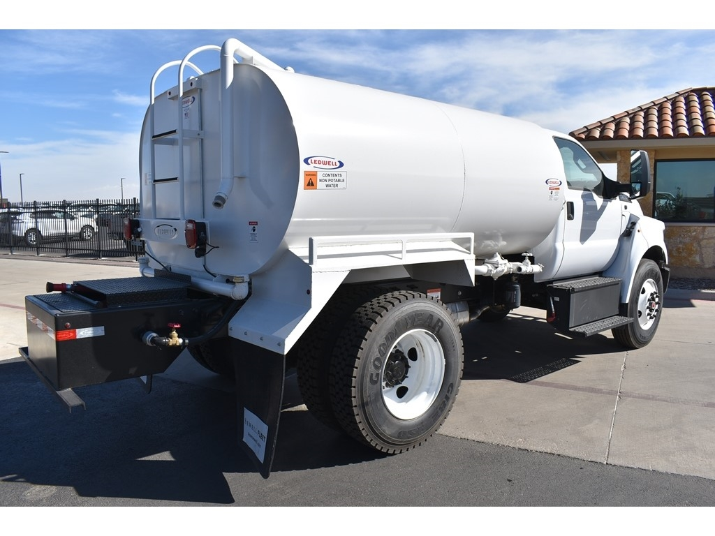 2018 F-750 Regular Cab DRW 4x2, Ledwell Water Truck #P806889 - photo 2