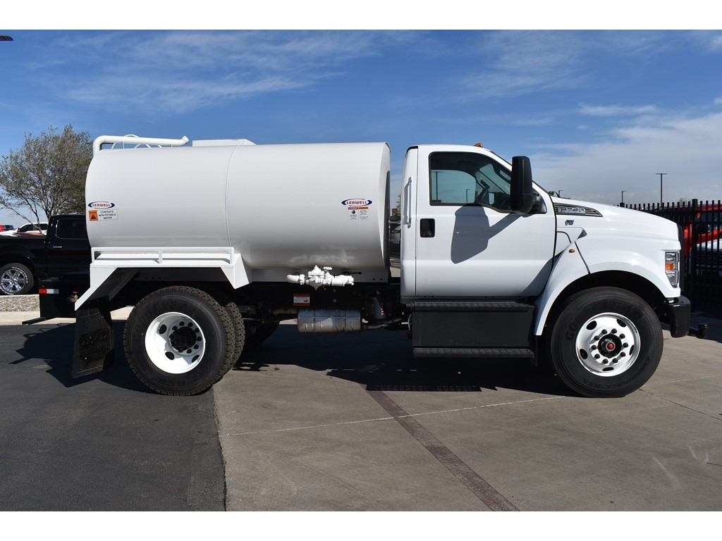 2018 F-750 Regular Cab DRW 4x2, Ledwell Water Truck #P806889 - photo 10