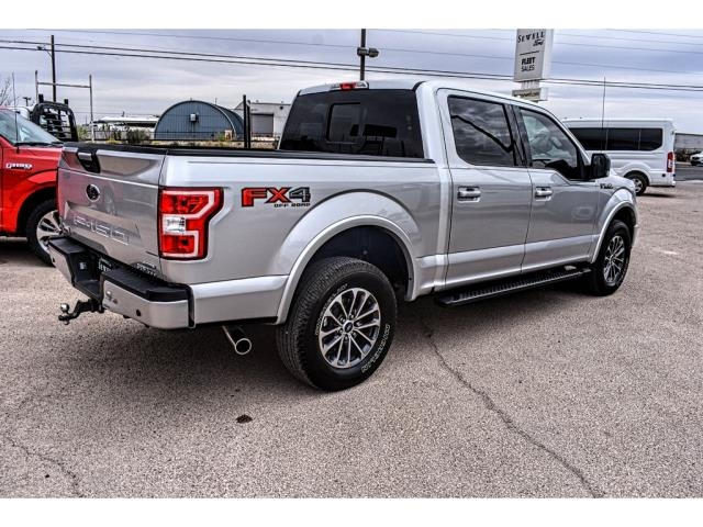 2018 Ford F-150 SuperCrew Cab 4x4, Pickup #L86838A - photo 2