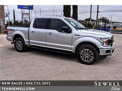 2018 Ford F-150 SuperCrew Cab 4x4, Pickup #L86838A - photo 1