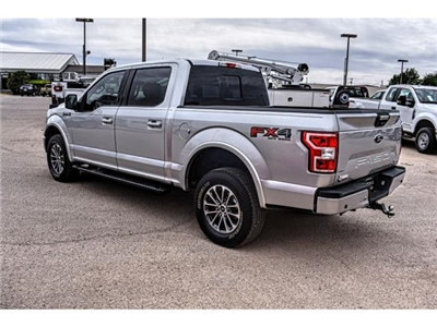 2018 Ford F-150 SuperCrew Cab 4x4, Pickup #L86838A - photo 4