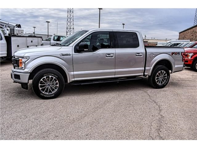2018 Ford F-150 SuperCrew Cab 4x4, Pickup #L86838A - photo 5