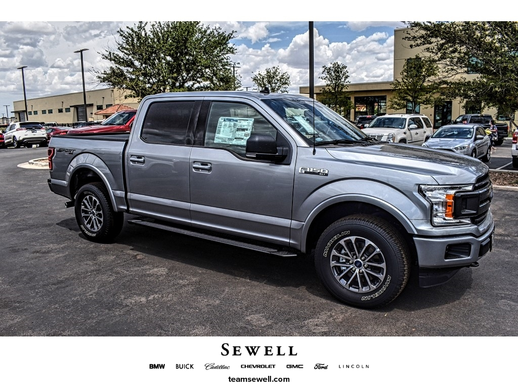 2020 Ford F-150 SuperCrew Cab 4x4, Pickup #PL47182 - photo 1