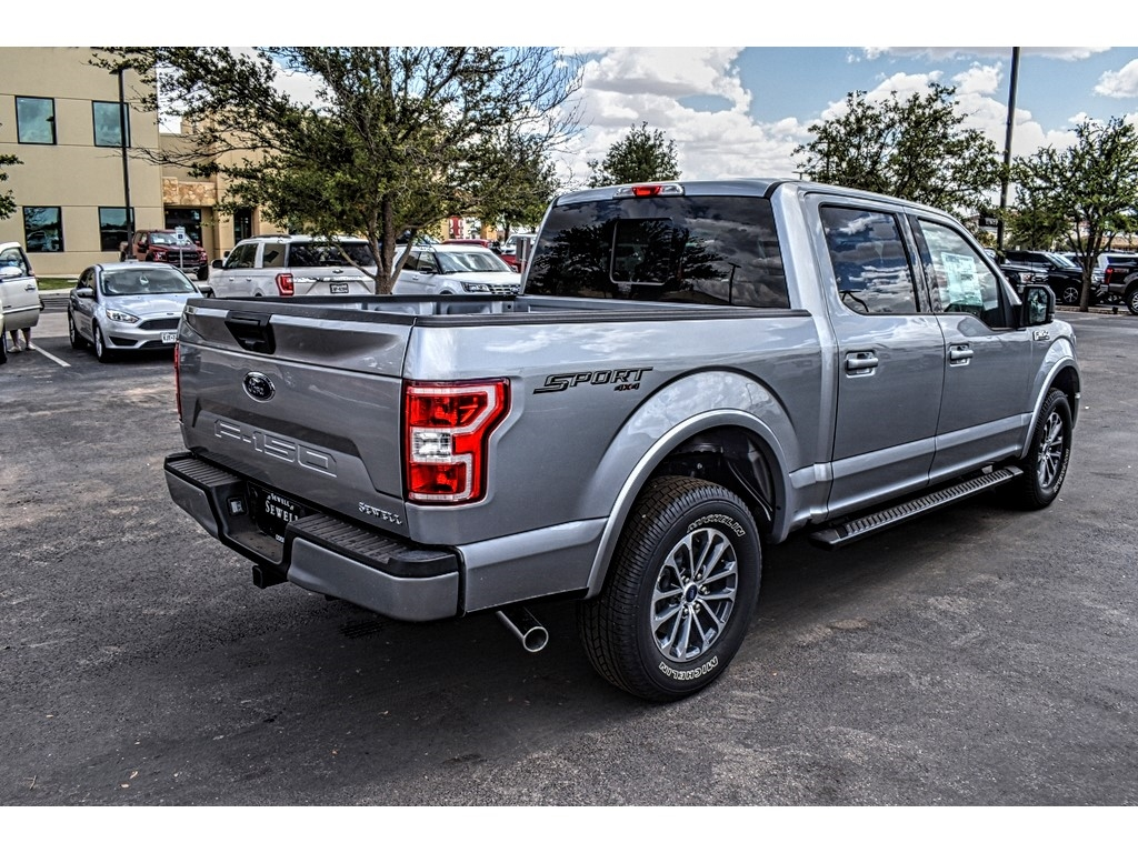 2020 Ford F-150 SuperCrew Cab 4x4, Pickup #PL47182 - photo 2