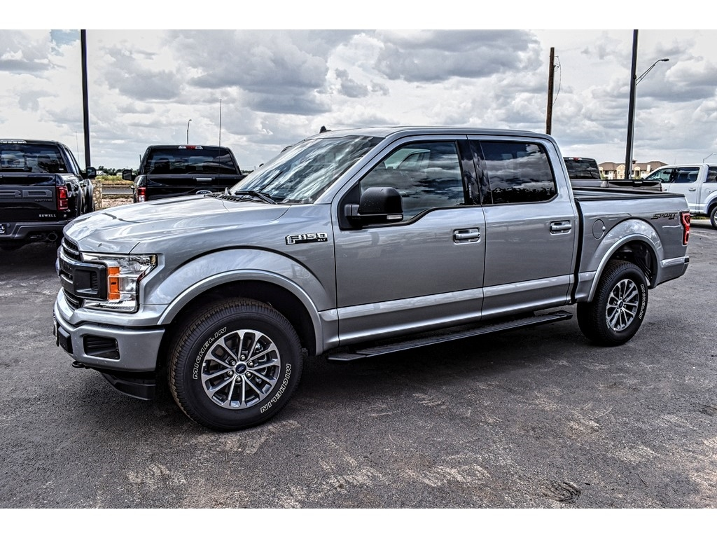 2020 Ford F-150 SuperCrew Cab 4x4, Pickup #PL47182 - photo 4