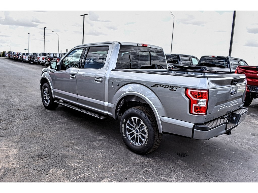 2020 Ford F-150 SuperCrew Cab 4x4, Pickup #PL47182 - photo 3