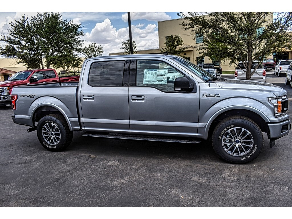2020 Ford F-150 SuperCrew Cab 4x4, Pickup #PL47182 - photo 12