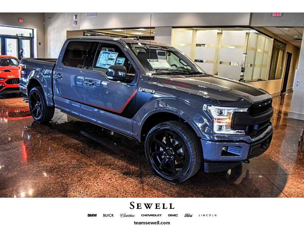 2020 Ford F-150 SuperCrew Cab 4x4, Pickup #RL10447 - photo 1