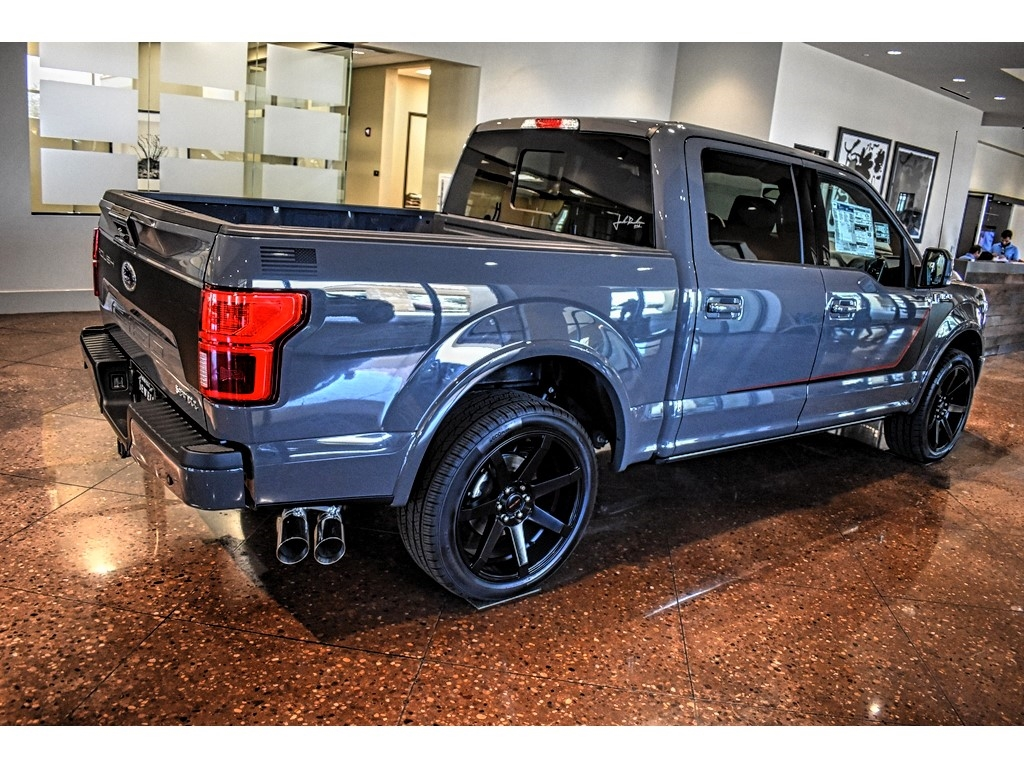 2020 Ford F-150 SuperCrew Cab 4x4, Pickup #RL10447 - photo 2