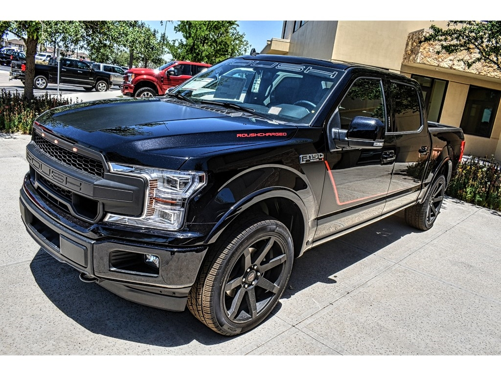 2020 Ford F-150 SuperCrew Cab 4x4, Pickup #RL38893 - photo 4