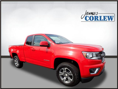 2018 Colorado Extended Cab Pickup #233085 - photo 3