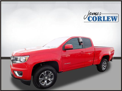2018 Colorado Extended Cab Pickup #233085 - photo 1
