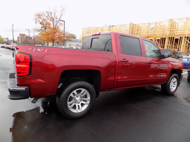 2018 Silverado 1500 Crew Cab 4x4 Pickup #233141 - photo 8
