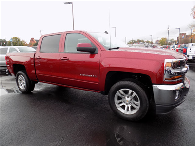 2018 Silverado 1500 Crew Cab 4x4 Pickup #233141 - photo 6