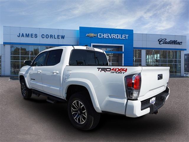 2020 Toyota Tacoma Double Cab 4x4, Pickup #235394A - photo 1