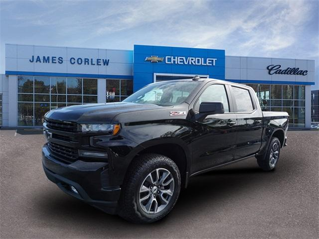 2020 Chevrolet Silverado 1500 Crew Cab 4x4, Pickup #235551 - photo 1
