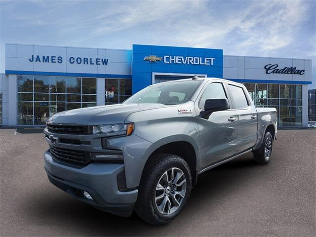 2020 Chevrolet Silverado 1500 Crew Cab 4x4, Pickup #235582 - photo 1