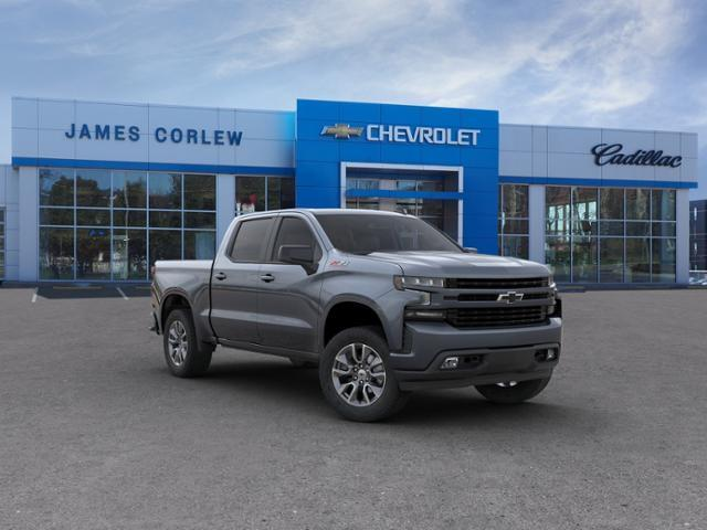 2020 Chevrolet Silverado 1500 Crew Cab 4x4, Pickup #235582 - photo 25