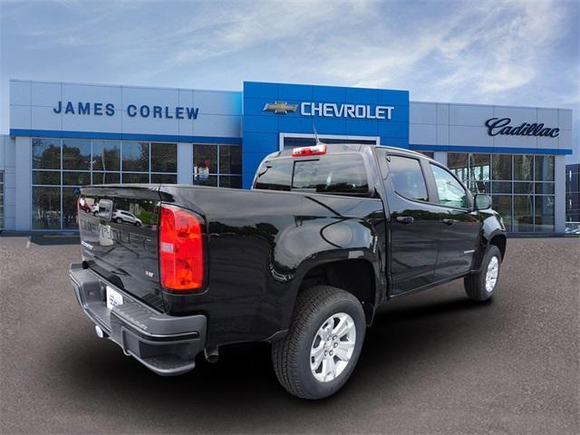 2021 Chevrolet Colorado Crew Cab RWD, Pickup #236009 - photo 1