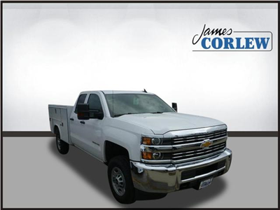 2017 Silverado 2500 Double Cab 4x4, Reading SL Service Body Service Body #8651 - photo 1