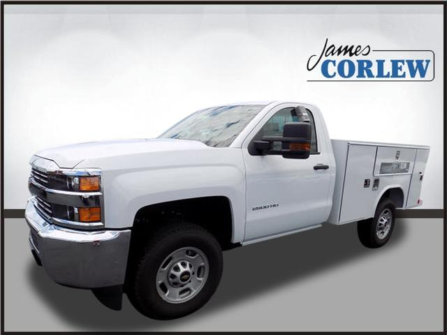 2017 Silverado 2500 Regular Cab 4x4, Reading SL Service Body Service Body #8677 - photo 1
