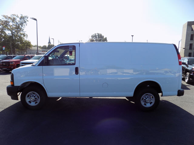 2017 Express 2500 Cargo Van #8755 - photo 30
