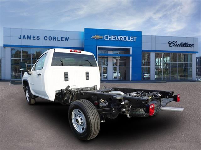 2020 Chevrolet Silverado 2500 Regular Cab 4x2, Cab Chassis #891080 - photo 1