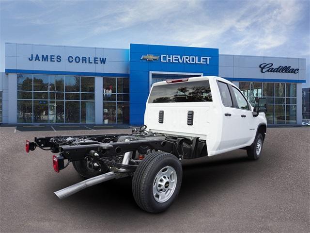 2020 Chevrolet Silverado 2500 Double Cab 4x2, Cab Chassis #891095 - photo 1