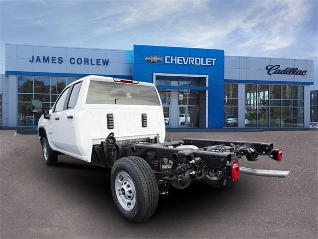 2020 Chevrolet Silverado 2500 Double Cab 4x2, Cab Chassis #891097 - photo 1