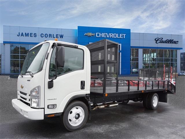 2019 Chevrolet LCF 4500 Regular Cab RWD, A & G Diesel & Fleet Management Dovetail Landscape #8958 - photo 1