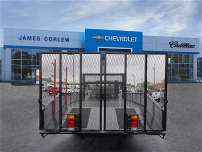 2019 Chevrolet LCF 4500 Regular Cab RWD, A & G Diesel & Fleet Management Dovetail Landscape #8958 - photo 6