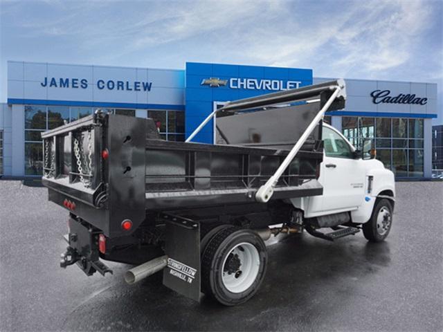 2019 Chevrolet Silverado 5500 Regular Cab DRW RWD, Godwin 184U Dump Body #8975 - photo 22