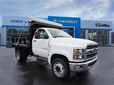 2019 Chevrolet Silverado 5500 Regular Cab DRW RWD, Godwin 184U Dump Body #8975 - photo 3