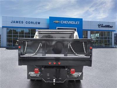 2019 Chevrolet Silverado 5500 Regular Cab DRW RWD, Godwin 184U Dump Body #8975 - photo 6