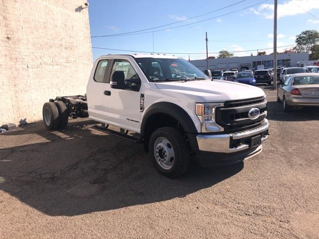 2020 Ford F-550 Super Cab DRW 4x4, Cab Chassis #F01319 - photo 1