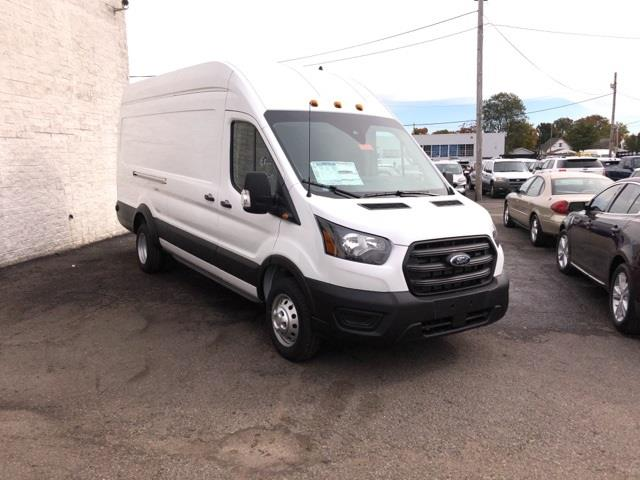 2020 Ford Transit 350 HD High Roof DRW RWD, Empty Cargo Van #F01321 - photo 1