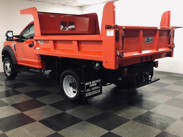 2020 Ford F-550 Regular Cab DRW 4x4, Rugby Dump Body #F01644 - photo 1