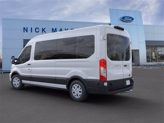 2020 Ford Transit 350 Med Roof 4x2, Passenger Wagon #F01708 - photo 1