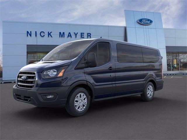 2020 Ford Transit 150 Low Roof 4x2, Passenger Wagon #F01725 - photo 1