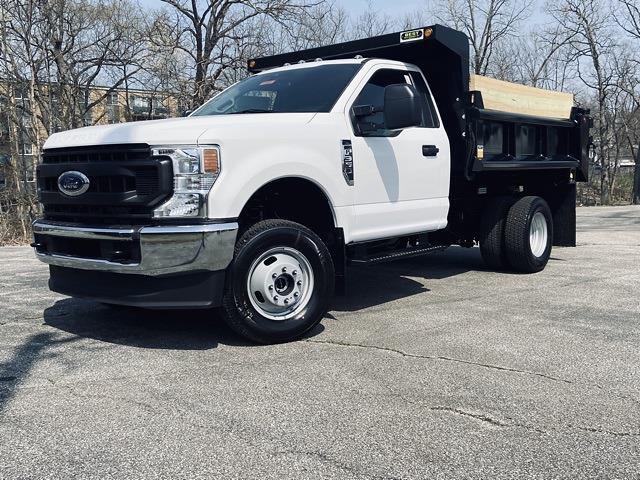2021 Ford F-350 Regular Cab DRW 4x4, Galion Dump Body #F10081 - photo 1
