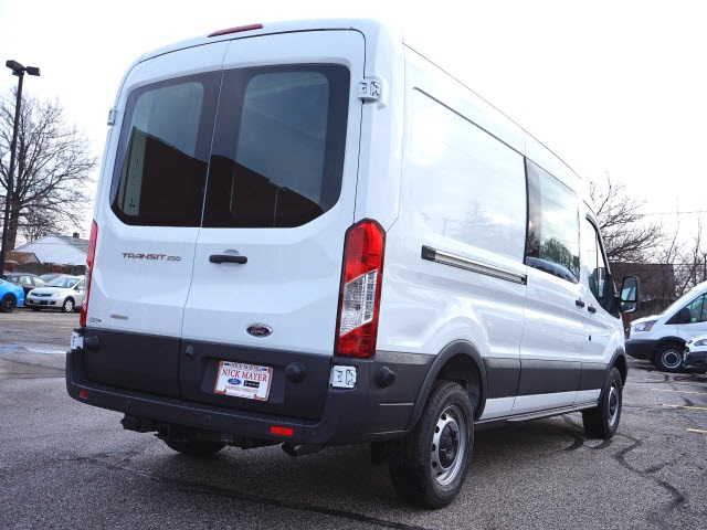 2017 Transit 250 Medium Roof, Cargo Van #F2072 - photo 2