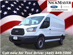 2017 Transit 250 Medium Roof, Cargo Van #F2072 - photo 1